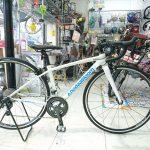 身長145cm~185cmまで選べる多彩なサイズのロードバイク コーダーブルームファーナ700