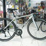 クロスバイクとロードバイクの間 フラットバーロード NESTOオルタナフラット