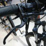 軽い操作感、安心の制動力、ディスクブレーキなら油圧がおすすめ