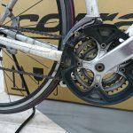 くたびれたスポーツ自転車のメンテナンスお気軽にどうぞ