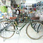 可愛い高品質自転車 ブリヂストン カジュナ26インチ