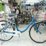 走りの良い高品質自転車 ブリヂストン フェスティバル26インチ3段ギア