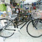 走りの良い高品質自転車 ブリヂストン フェスティバル27インチ3段ギア