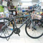 ディスクブレーキクロスバイクの当店一押しはメリダグランスピード 100D