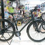 最強のアーバンクロスバイクか メリダ クロスウェイアーバン100