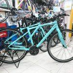 ビアンキ クロスバイク Cスポーツ1