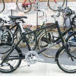 ジャイアントのミニベロ TEN 小回り自転車にピッタリです