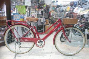 かわいい系自転車 SコレクションTS26