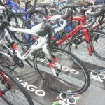 ロードならイタリア イタリアを代表するブランド、コルナゴのカーボンバイク C-RS
