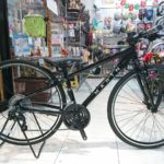 身長140cm~OKのクロスバイク マリン ドンキーJr700