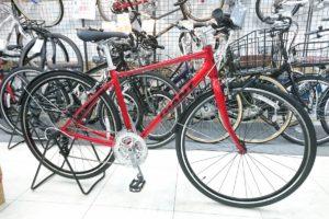 クロスバイクは単なるベース 街乗りに使うにはカゴドロヨケ必須