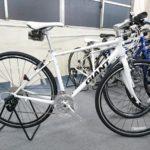 新年にクロスバイクデビュー GIANT エスケープR3で
