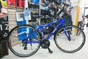 イタリアンブランドで5万円台クロスバイクは珍しい GIOSミストラル