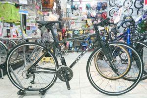 お洒落で大人っぽいクロスバイク コルナゴEPOCA