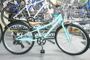 軽くてかわいいキッズサイクル コーダーブルーム アッソンシリーズ