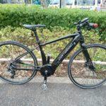 電動アシストとは違う次世代の自転車 e-BIKE コラテック e-power shape PT500