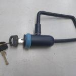 電動アシスト車のバッテリー盗難を防ぐバッテリーロック