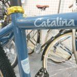 大人な自転車ならクロモリの自転車 マジー カタリナ
