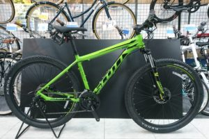 """<span class=""""title"""">手頃な価格でしっかりしたMTB スコット アスペクト760</span>"""