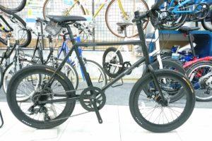 masi fennec8s ブラックの46cm 1台のみ最終入荷