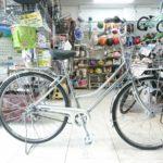 ブリヂストン 高級自転車 ロングティーンDXベルト
