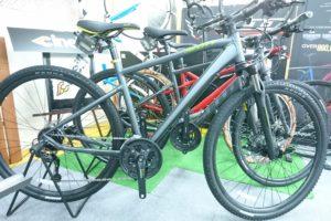 サスペンション付きクロスバイク SCOTT SUBCROSS30MEN