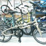 ターンバイシクル BYB P8は全く新しいこれからの都市自転車です