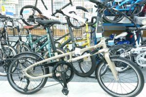 """<span class=""""title"""">ターンバイシクル BYB P8は全く新しいこれからの都市自転車です</span>"""