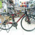 身長145cmから乗れる700cサイズのクロスバイク メリダクロスウェイ110R