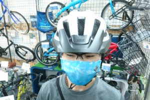 "<span class=""title"">お手頃価格の自転車用ヘルメット 安心を提供するドイツABUSのMACATOR</span>"