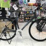 油圧ディスクブレーキのクロスバイク ジャイアント エスケープR3ディスク