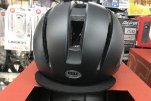 """<span class=""""title"""">通勤でもヘルメット被りましょう ベルのヘルメット デイリー </span>"""