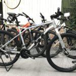 MTBのようなクロスバイクのような GTアグレッサースポーツリジット