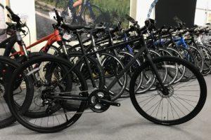 """<span class=""""title"""">油圧ディスクブレーキのクロスバイクが人気です コーダーブルーム レイルディスク </span>"""