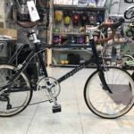 ロードバイクの折り畳み自転車 DAHON DASH ALTENA