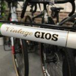 GIOS ビンテージ イタリアンカラー