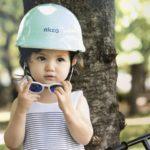 安心の国産 子供用自転車ヘルメット NICCO 取り扱い始めました
