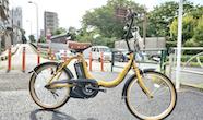 電動アシスト、子供乗せ自転車、E-BIKE