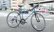 クロスバイク、MTB